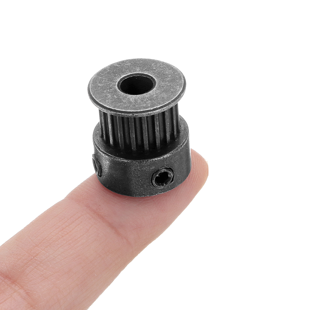 Aluminum Timing Pulley With Tooth For DIY 3D Printer 10pcs 16T GT2